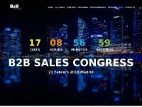 b2bsalescongress.com