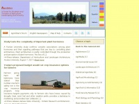 Agrolinker - A compass for browsing the agricultural web. English Homepage.