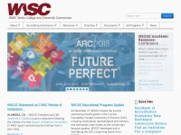 Wscuc.org - Home | WASC Senior College and University Commission