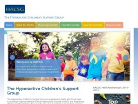 Hacsg.org.uk - The Hyperactive Children's Support Group