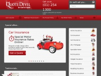 Quotedevil.ie - Insurance Brokers Ireland - Compare Insurance Quotes Online