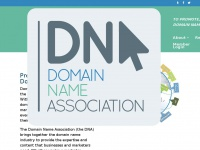 Thedna.org - Home - The Domain Name Association