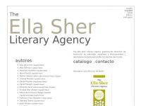 The Ella Sher Literary Agency