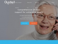 Oystatechnology.co.uk - Oysta Technology | Supporting Safer Independence