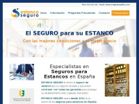 ESTANCO SEGURO - Especialistas en Seguros para Estancos