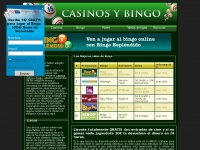 casinosybingo.com