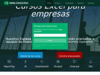 Excelconsulting.com.ar - Cursos de Excel in company - ExcelConsulting