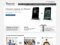 Reparar iPhone: SAT iPhone - Pantalla Iphone, Cristal Iphone, Botón Iphone en 48 horas