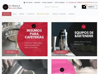 Tbbs.com.mx - TBBS: The Barista and Bartender Store | Equipo para bartender
