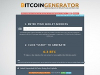 Makebitcoin.me - Bitcoin Generator - Free BTC by Injecting Exploits to Bitcoin Pools and Blockchain