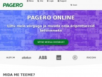 Pagero.ee - Pagero | Pagero