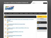 Waterskidisabled.eu - Europe & Africa Disabled Waterski