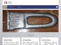 Metalfundicion.com.co - Metal Fundición | Inicio