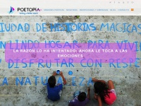 Poetopía | Writting a better world
