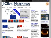 Jcm.org.uk - About - J Clive Matthews