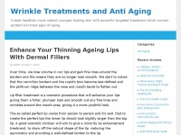 Wbux.info - Wrinkle Treatments and Anti Aging – Create healthier more radiant younger-looking skin with powerful targeted treatment which correct, protect and treat signs of aging.