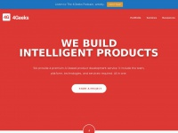 Premium Sofware Products Delivery — 4Geeks.io