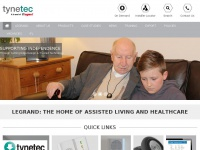 Tynetec.co.uk - Tynetec | Trusted Technology. Caring For People.