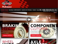 Tmperformance.it - Home | TM Performance | Mechanical Components Production | Bologna