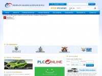 Plc.lk - People's Leasing & Finance PLC