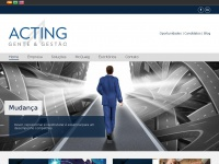 Actingsolutions.com.br - Acting Solutions |