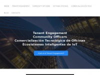 Tenantwow.com - Tenant engagement, IoT y tecnología para oficinas - Tenant Engagement para oficinas