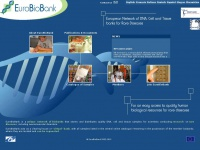Eurobiobank.org - EuroBioBank - European Network of DNA, Cell and Tissue banks for Rare Diseases