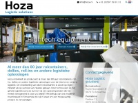 Hoza.nl - Rolcontainers, roll-in en dollies - Hoza