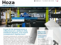 Hozapl.pl - Rolcontainers, roll-in en dollies - Hoza