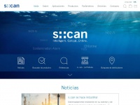S-can.at - s::can Messtechnik GmbH - Online Water Quality Monitoring