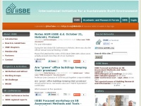 Iisbe.org - International Initiative for a Sustainable Built Environment | International Initiative for a Sustainable Built Environment