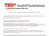 tedxyouthtorrelodones.com