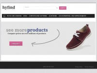 Hyfind.de - Compare prices on over millions of products | Hyfind.com
