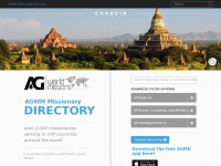 Agmd.org - Missionary Directory - AGMD