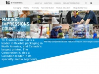 Tctranscontinental.com - TC Transcontinental: Printing, Packaging, Media, Publishing Solutions and more !