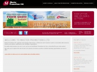 Masterpromotions.ca - Master Promotions Ltd | Home