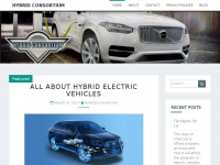 Hybridconsortium.org - Hybrid Consortium - The plug in hybrid electric vehicles affordable to anyone