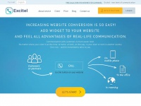 Service online consultant. Online communication with clients | Excitel.net