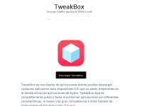 Tweakbox.es - Tweakbox App español
