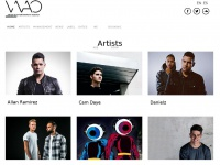 Wao.agency - WAO Agency - Artist Booking & Management