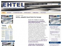 Ehtel.org - EHTEL, eHealth Focal Point for Europe — eHealth Portal for Europe