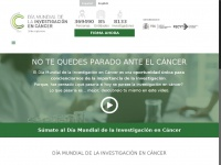 worldcancerresearchday.com
