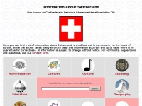 About.ch - About Switzerland