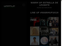 WARM UP Estrella de Levante | 31 de abril y 1 de mayo de 2021