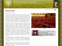 revistamusicalateneo.com