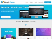 Pinnaclethemes.net - 15+ Most Beautiful WordPress Themes for all Industries - PinnacleThemes