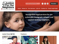 Njfon.org - Home - National Justice for Our Neighbors