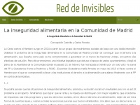 Redinvisibles.org - Red de Invisibles – Red de los grupos de invisibles