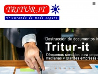 Tritur-it.com.ar - Tritur-it - Triturando de modo seguro