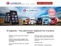 E-logbook.info - Electronic Logbook for Truckers by Trucksoft